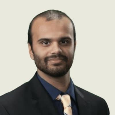 Mohammed Mirza - Team Headshot